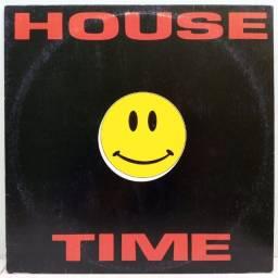 Disco Vinil (LP) House Time - Conservado