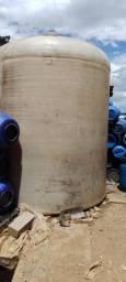 Um tanque 13mil litros