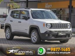 Jeep Renegade Sport 1.8 4x2 Flex 16V Mec. 2018 *Muito Novo* Impecável*