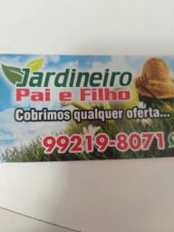 Título do anúncio: JARDINEIRO EM GERAL