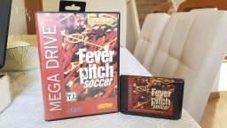 Fever Picth Soccer (Head-On Soccer) Mega Drive