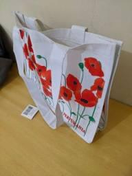 Kit 3 bolsas é um avental