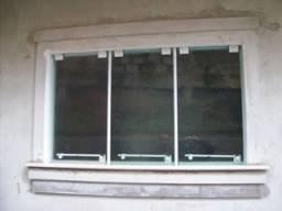 pivotantes de vidro temperado