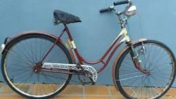 Bicicleta antiga Monark centrum 1953 aro 28