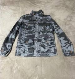 Casaco jaqueta  importado camuflado