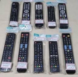 Controle remoto para tv smart, led, lcd e tubo!