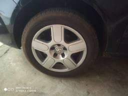 Troco aro 15 original pneus zero por aro 17