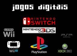 Jogos digitais para videogames desbloqueados