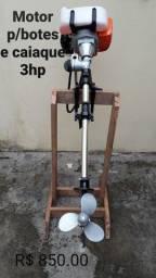 Motor de popa 3hp