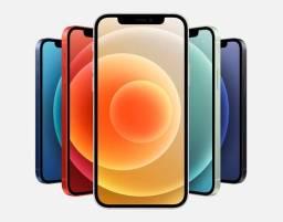 Baixou! IPhone 12 + Brinde Todas as Cores Anatel (Novos Lacrados)