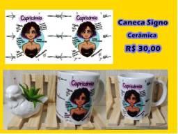 Caneca Signos (Capricórnio)