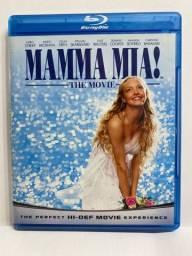 Mamma Mia The Movie - Blu Ray - Importado