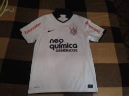 Camisa Corinthians 2011 em perfeito estado! M