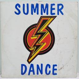 Disco Vinil (LP) Summer Dance - Conservado
