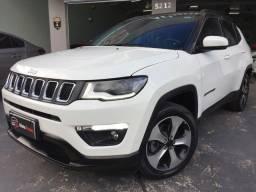 Jeep Compass Longitude Ano 2018/18 2.0 Flex - Único dono - Ipva Pago