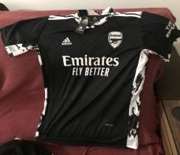Camisa do Arsenal futebol Goleiro