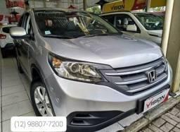 CR-V 2012 automatica novissima! para exigentes! troco e financio