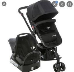 Carrinho de Bebe Safety