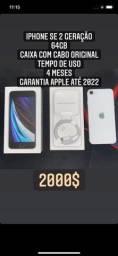 iPhone SE / 64gb