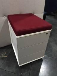 Arquivo com almofada