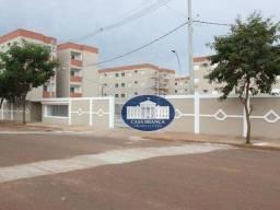Apartamento residencial à venda, Vila Aeronáutica, Araçatuba.