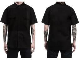 Camisa Jaleco