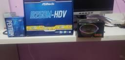 KIT G4560+B250M HDV M.2