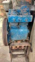 Cabeça do compressor, em perfeitas condições