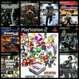 Atualize playstation 2