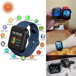Smartwatch V6/ Relógio inteligente/Tela personalizável