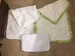 Cobre leito, protetor de colchao e travesseiro anti refluxo em santa cruz do sul