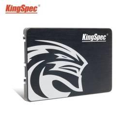 SSD KingSpec 240GB - 10xR$24,00 no Cartão!