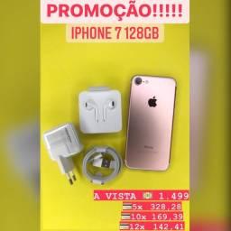 iPhone 7 128GB PROMOÇÃO!!!!!