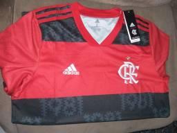 Camiseta Flamengo 2021 - NOVA