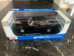 Maisto Special Edition Dodge Charger R/t 1969 1:18 Raridade