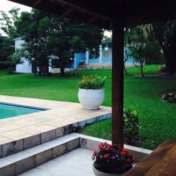Chácara com piscina - promoção pacote final de semana