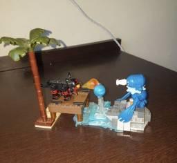 Mega Construx Pokémon Litten vs Popplio