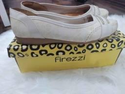 Mocassim Firezzi total conforto - novo na caixa Tam 36