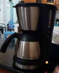 Cafeteira elétrica inox Philco 220v