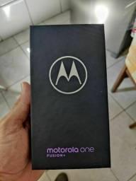 Motorola Moto One Fusion Plus Novinho!