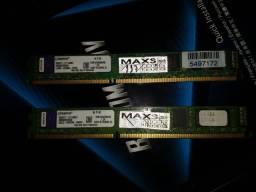 Memória ram 2 x 4Gb, bem conservada, caixa incluso
