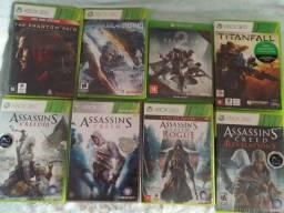 Jogos Xbox 360 e One