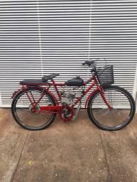 Bicicleta motorizada, com nota fiscal