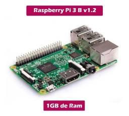 Raspberry Pi3 B v1.2 com extras