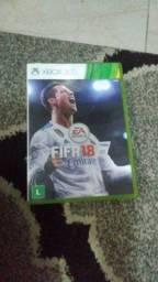 Vendo FIFA 18 ou troco