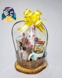 Cesta presente, cesta chocolate e cesta café da manha, Campinas, Sumaré, Indaiatuba