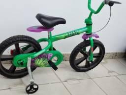 Bicicleta Hulk Aro 14