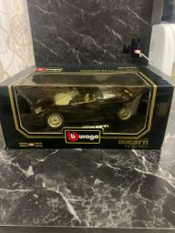 Burago Diamonds Bugatti Eb110 1991 1:18 Réplica Miniatura