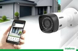 Aluguel de Câmeras de Segurança e Interfone Sem Fio
