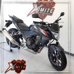 Honda CB 500 F grafite
